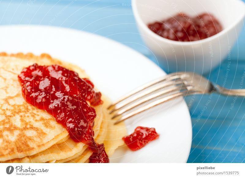 Bon appétit Lebensmittel Frucht Teigwaren Backwaren Dessert Süßwaren Marmelade Ernährung Essen Frühstück Mittagessen Vegetarische Ernährung Diät Geschirr Teller