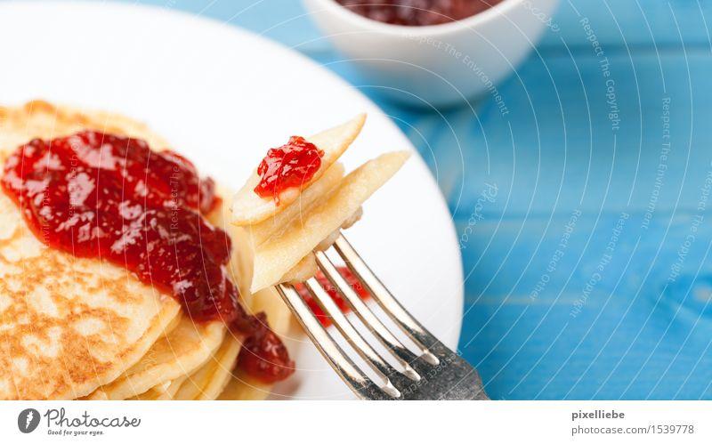 Mhhh... lecker! blau Essen Lebensmittel Frucht gold Ernährung Tisch Kochen & Garen & Backen süß Küche Gastronomie Süßwaren Teile u. Stücke Übergewicht