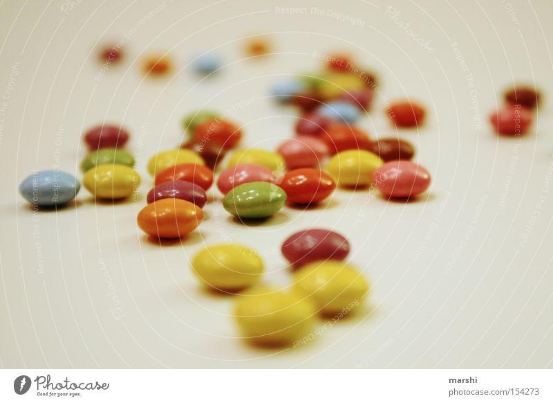 :::smartieparty::: Geburtstag Ernährung süß Gastronomie Appetit & Hunger Süßwaren Schokolade Geschmackssinn mehrfarbig Jubiläum Schokolinsen