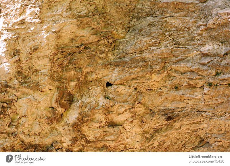 felsen struktur Stein Felsen rau labil