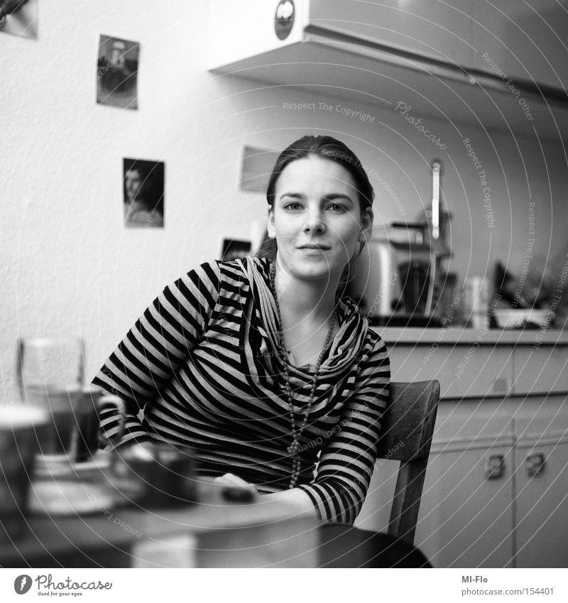 j.s. essen Ringelshirt schwarz weiß Mittelformat kapitulieren Porträt Freude beste wg küche mit schwarzen kacheln wo ist schweden?