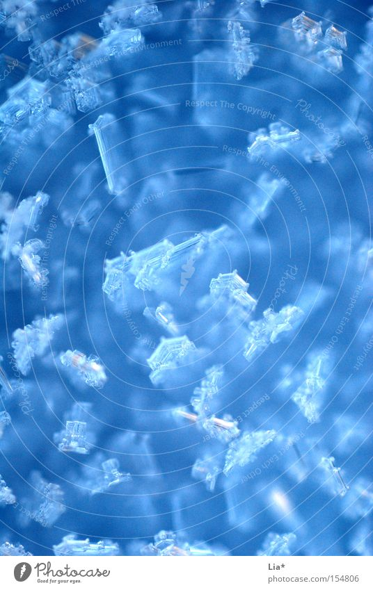 feel like ice blau Winter kalt Schnee Hintergrundbild Eis Frost nah gefroren frieren Kristallstrukturen Eiskristall