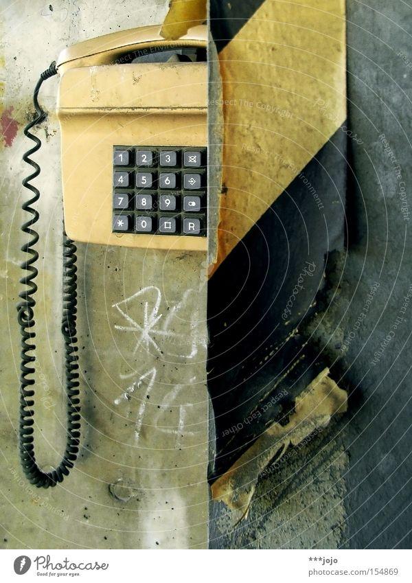 bitte wählen sie die #99. Kommunizieren Technik & Technologie Telekommunikation Telefon retro Ziffern & Zahlen verfallen Verbindung analog Achtziger Jahre