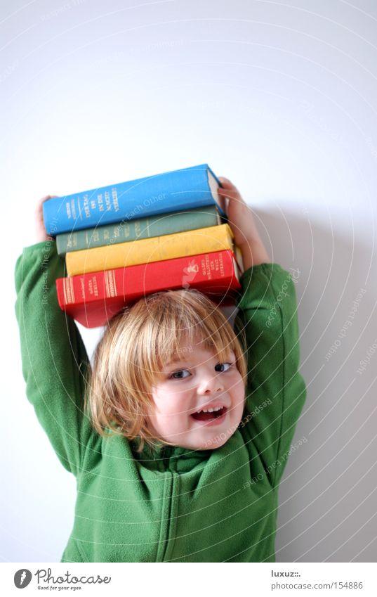 Lernen mit Spass lernen klein groß Kindergarten Entwicklung Verlag lesen mehrfarbig Berufsausbildung Fragen Freude Wissenschaften Medien Öffentlicher Dienst
