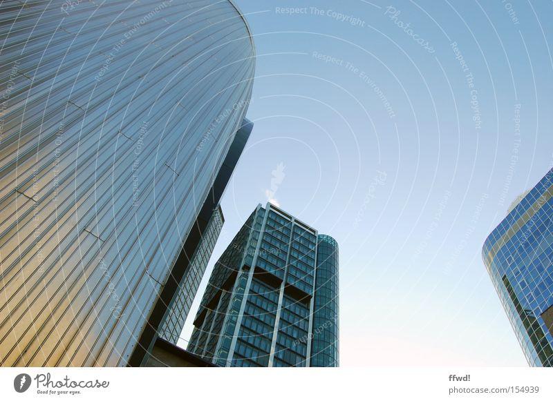 global players Stadt Architektur Arbeit & Erwerbstätigkeit Business Fassade Hochhaus Design Erfolg modern Bürogebäude Geldinstitut Bankgebäude Skyline