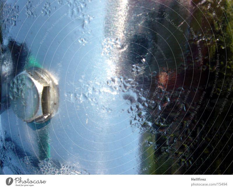 Pumpe [5] Metall Wassertropfen Fotokamera Dinge Schraube Gehäuse