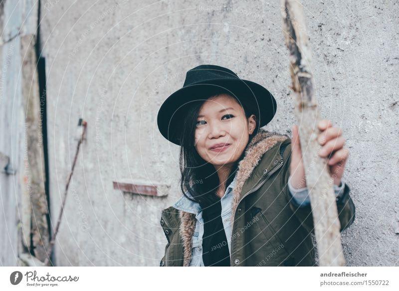Reise nach Krostitz Mensch Jugendliche Junge Frau 18-30 Jahre Erwachsene Leben natürlich feminin Glück Zufriedenheit 13-18 Jahre wandern Fröhlichkeit