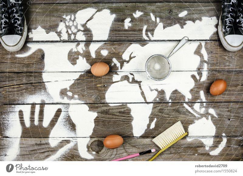 Erforschen Sie das beste Essen der Welt Ferien & Urlaub & Reisen weiß Liebe natürlich Holz Kunst außergewöhnlich Menschengruppe Business Erde Freizeit & Hobby