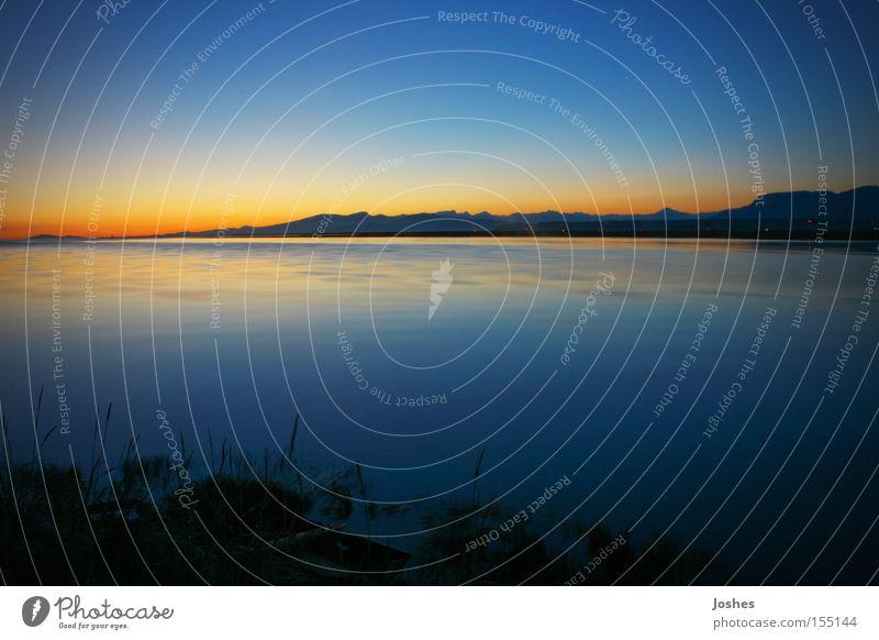 Wasser See Sonnenuntergang Fluss Frieden Bach Windstille Richmond Fraser River