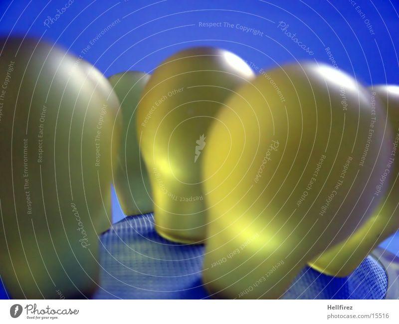 Noppen [3] gelb Fototechnik Bürste Makroaufnahme