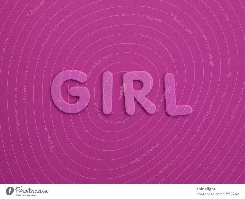 girl Kind Junge Frau Mädchen rosa Schriftzeichen Baby Kleinkind Geburt