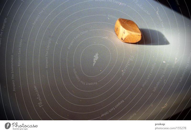 Nix ist. Nix bleibt. Radiergummi Gemälde zeichnen Kreativität Design stagnierend leer wenige schreiben Papier ratlos Kunst Kunsthandwerk Qualität