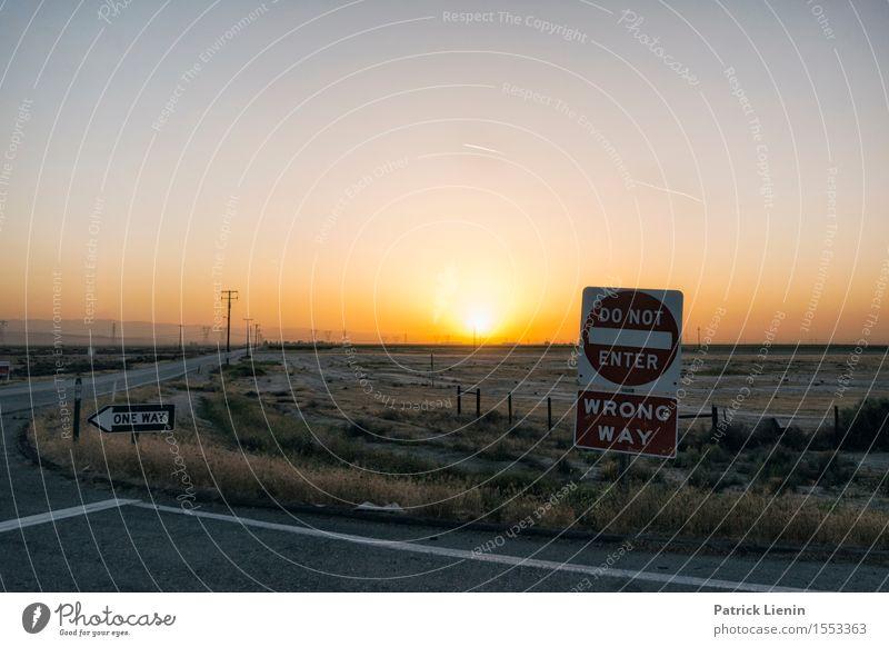 Himmel Natur Ferien & Urlaub & Reisen Sommer Sonne Landschaft Umwelt Straße Wärme Horizont Wetter Verkehr Erde Klima Schönes Wetter Urelemente