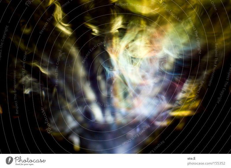 nicht mehr als schall und rauch pt.4 Licht Farbe mehrfarbig Rauch Feste & Feiern Beleuchtung grell schwarz abstrakt Hintergrundbild Club Konzert Musik