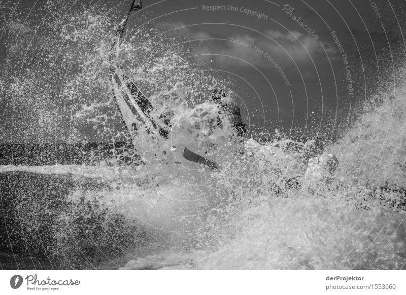 Fischerei in Vieira Leiria 8 Natur Ferien & Urlaub & Reisen Sommer Wasser Meer Landschaft Ferne Strand Umwelt Küste Tourismus Wellen Kraft Erfolg Ausflug Insel