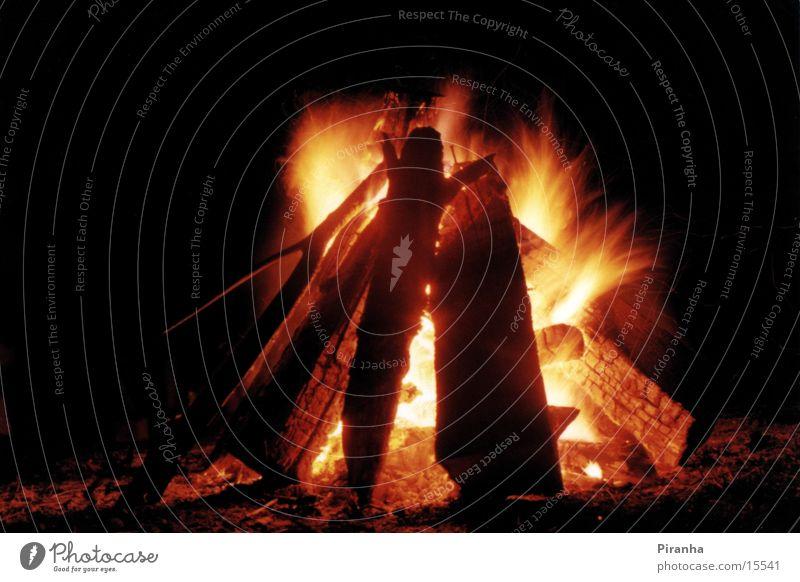 Fire-Wire Freizeit & Hobby Brand Feuerstelle Funkenflug