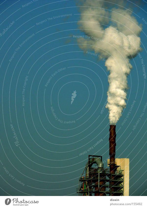 Sweet Home, Ludwigshafen Mineralwasser Fabrik Produktion Himmel Industriefotografie Klima Umweltschutz Ozon Ozonloch Klimawandel Abgas Feinstaub Schornstein
