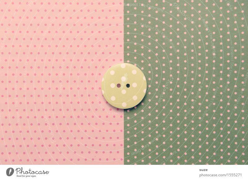 Rund | Plus Punkte grün schön feminin Stil klein rosa Design Freizeit & Hobby Dekoration & Verzierung Geburtstag Fröhlichkeit Kreativität Baby Idee Geschenk
