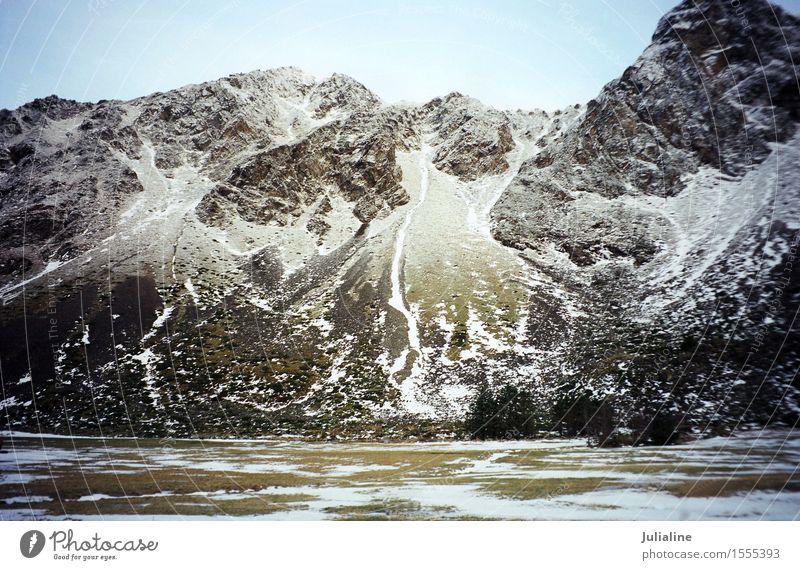 Natur Ferien & Urlaub & Reisen Landschaft Winter Berge u. Gebirge Tourismus Ausflug Insel Europa Coolness Beautyfotografie Moos Top Höhe Norden Skandinavien