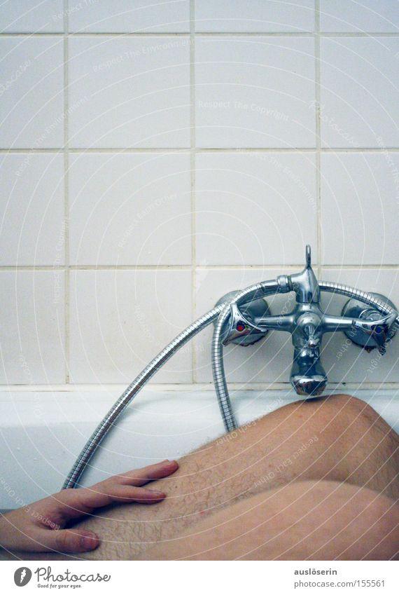 Badetag #1 Freude Haare & Frisuren Schwimmen & Baden Ohr Fliesen u. Kacheln Badewanne Waschen Schaum Seife Haarwaschmittel Duschgel