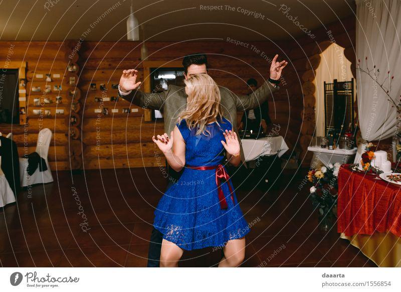 Feier weiter Erotik Freude Leben Gefühle feminin Stil Lifestyle Familie & Verwandtschaft Spielen Glück Freiheit Party Stimmung Paar maskulin Freizeit & Hobby