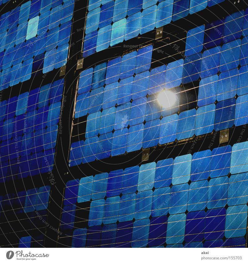 Power! Wissenschaften Energiewirtschaft Technik & Technologie Sonnenenergie Solarzelle Elektrizität Elektrisches Gerät netzeinspeisung Farbfoto Außenaufnahme