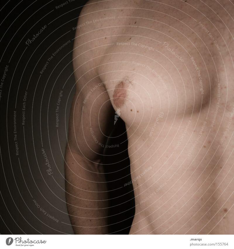 Schickimicki Mensch Mann Jugendliche Erwachsene Leben Erotik nackt Gesundheit Körper Arme Haut maskulin 18-30 Jahre Lifestyle Fitness stark