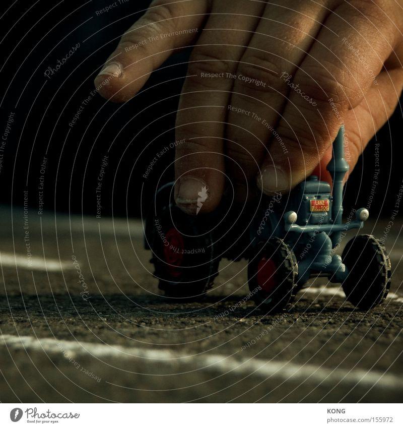 trekkkerfahn Traktor Landwirtschaft Spielzeug Spielen Freude Kind Miniatur Kinderspiel Modellauto Spielzeugauto Freizeit & Hobby Muster dorf.provinz