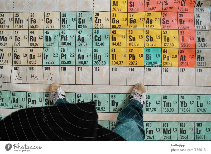 auf seltenen erden Schule Studium lernen Mathematik Wissenschaften Bildung Tafel Physik Biologie Chemie Schulunterricht elektronisch elektrisch Atom