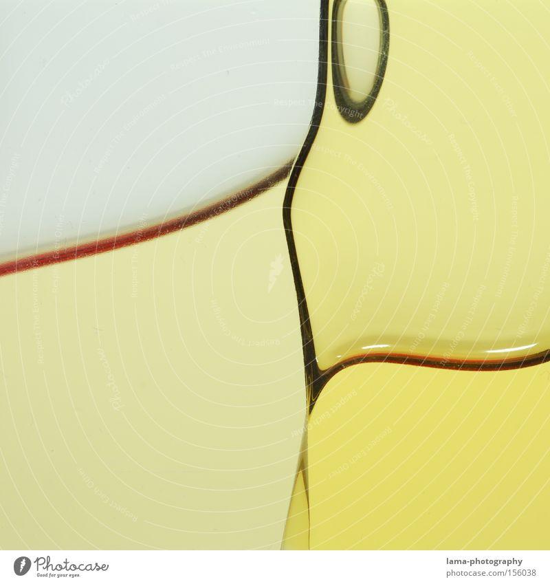 four pieces Wasser Farbe abstrakt Farbstoff Physik Wissenschaften Flüssigkeit Luftblase Chemie Gel Gefängniszelle Farbenwelt Chemische Elemente