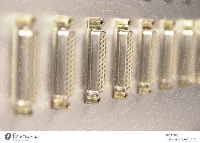 LPTS Stecker Elektrisches Gerät Technik & Technologie Computer Ankopplung Verbindung Daten