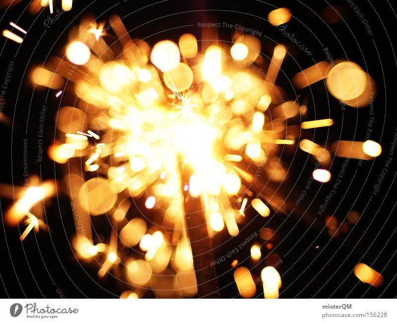 Silvesterparty - Vom Zündeln und anderen Schweinereien. Freude Party Stimmung Feste & Feiern Brand Feuer Silvester u. Neujahr Musik Wut historisch Ärger