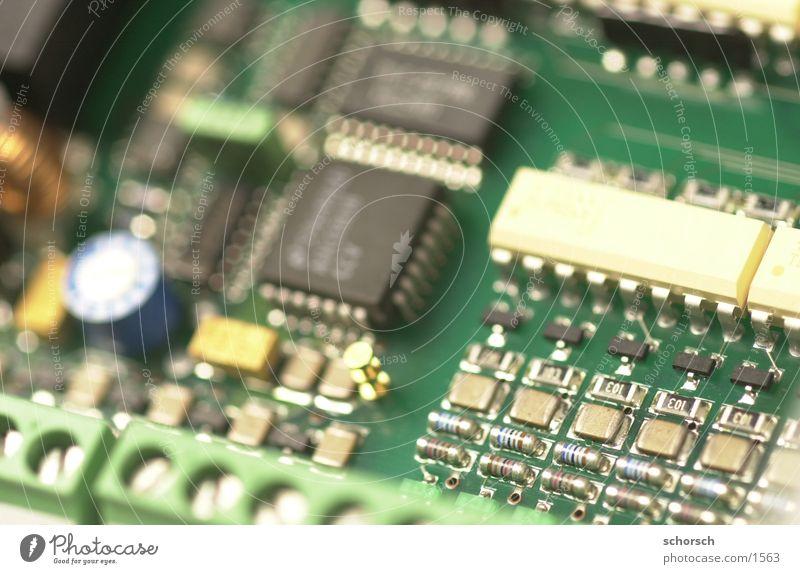 Platine Elektrisches Gerät Technik & Technologie Computer