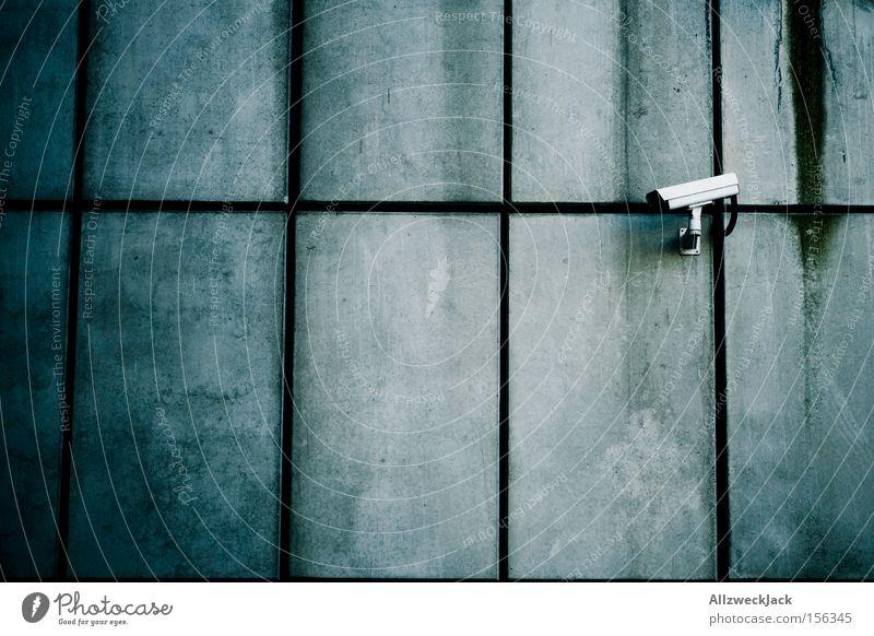 Zwischensequenz Sicherheit Macht Fotokamera beobachten Medien Videokamera Video Entertainment Überwachung Politik & Staat bewachen Überwachungsstaat Ministerium für Staatssicherheit Nationale Sicherheit Webcam
