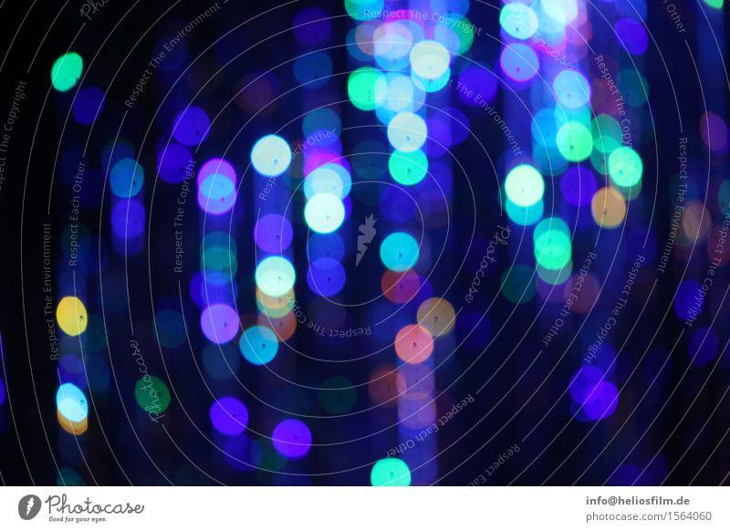 Blauer Vorhang Showtime Lifestyle elegant Nachtleben Entertainment Veranstaltung Musik Club Disco Lounge Diskjockey Feste & Feiern clubbing Silvester u. Neujahr