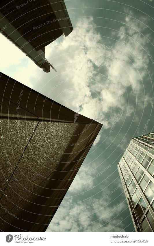 URBANLOVE XXVI Business Architektur Hochhaus Macht Bankgebäude Geldinstitut Frankfurt am Main Wirtschaft Börse Kapitalwirtschaft Finanzkrise