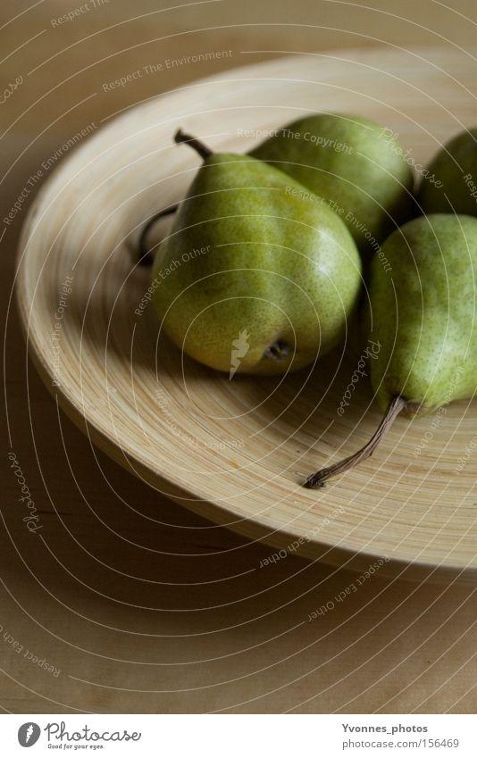 Pear Lebensmittel Frucht Ernährung Bioprodukte Vegetarische Ernährung Teller Gesundheit Küche Natur lecker Birne Vitamin Biologische Landwirtschaft ökologisch