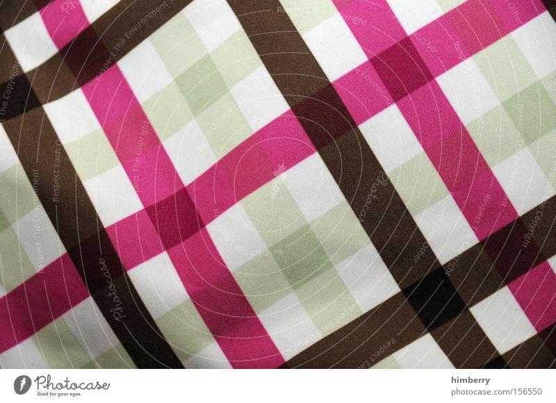 kleinkariert Muster Stoff Mode Tuch Strukturen & Formen Hintergrundbild rosa Kurzwaren Baumwolle Qualität Dekoration & Verzierung Haushalt Bekleidung