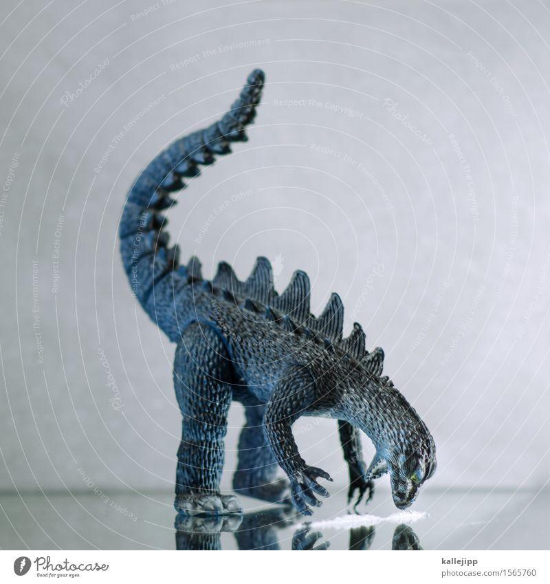 monsterdroge Tier 1 Nervosität verstört Übermut dumm Monster Dinosaurier Godzilla Kokain crystal meth bedrohlich Rauschmittel Drogensucht Spiegel Erkältung