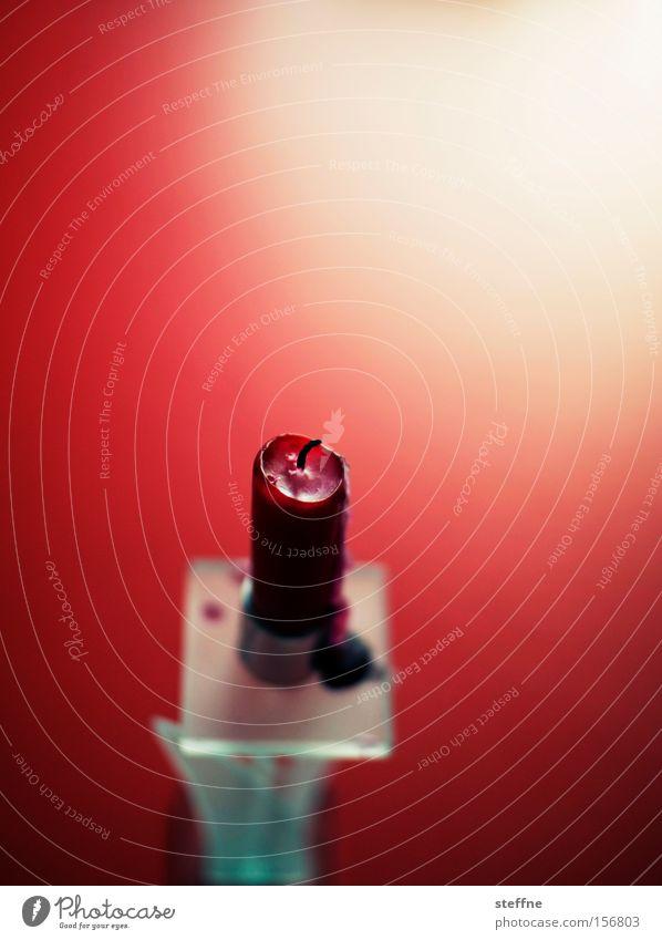 Kerzenlicht glänzend Geburtstag Licht Dekoration & Verzierung Romantik Kerzenschein Wachs