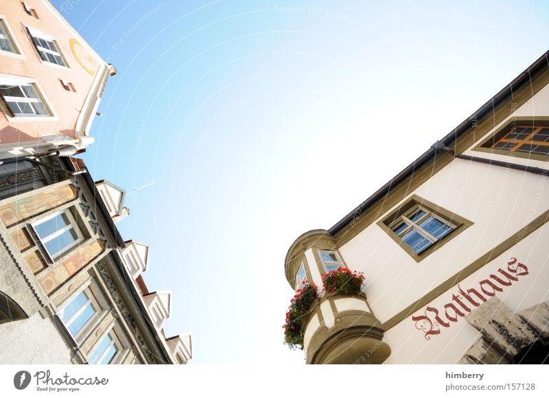 guter rat ist teuer Haus Gebäude Architektur Deutschland Denkmal historisch Wahrzeichen Altbau Altstadt Rathaus Behörden u. Ämter Denkmalschutz Volkswirtschaft