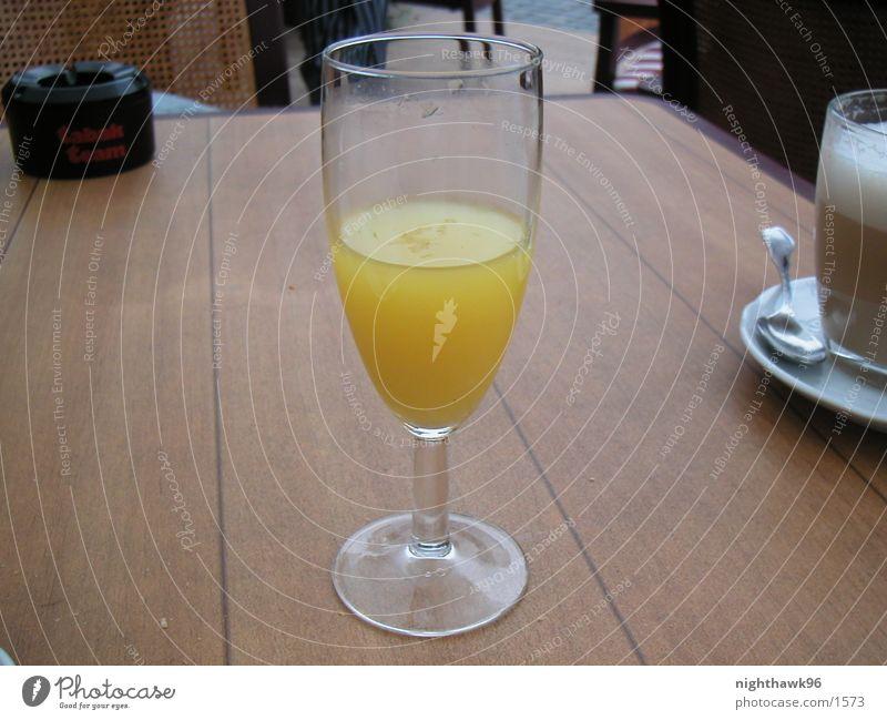 Vitamin C Getränk Orangensaft