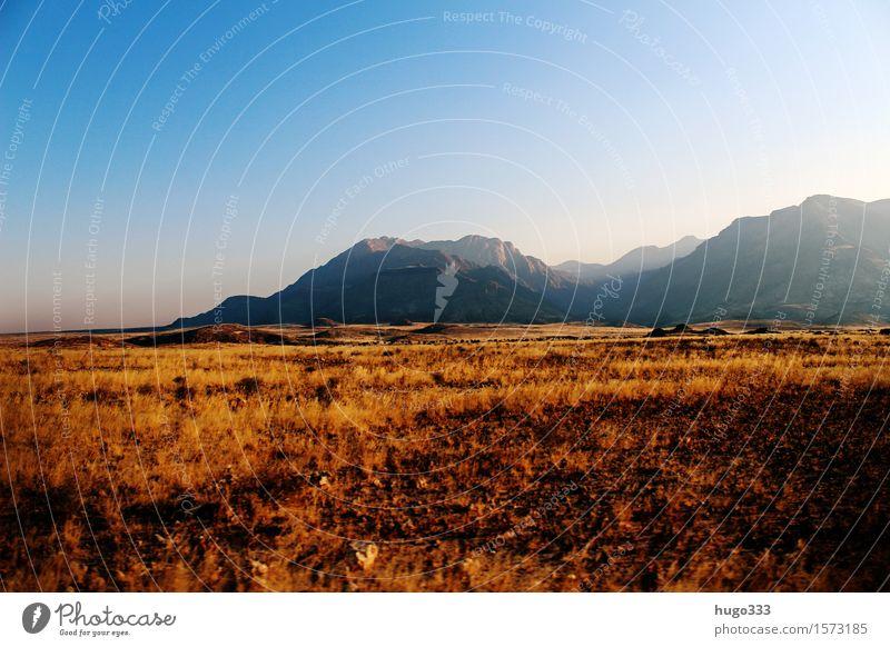 Lass den Blick schweifen Umwelt Natur Landschaft Erde Sonne Schönes Wetter Hügel Berge u. Gebirge Gipfel Wüste Menschenleer exotisch Ferne frei gigantisch