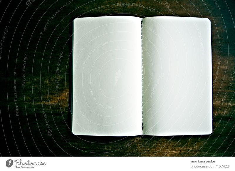 für das protokoll... Tisch Farbe Papier Schriftzeichen Bildung streichen schreiben Sitzung Schreibtisch Kreativität Medien Typographie Zettel Text Farbstift