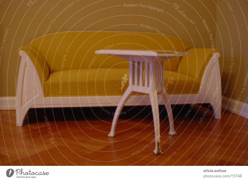 Villa Esche Jugendstil - Sofa Farbe Raum Architektur Wohnung Design gestalten