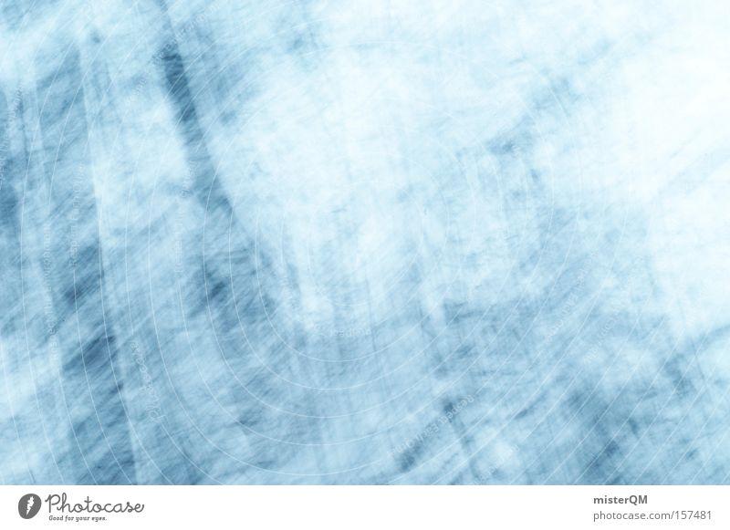 Düsterwald. Wald Geister u. Gespenster blau Zoomeffekt Reaktionen u. Effekte Kunst Unschärfe gruselig Kriminalroman gefährlich Licht geheimnisvoll Angst