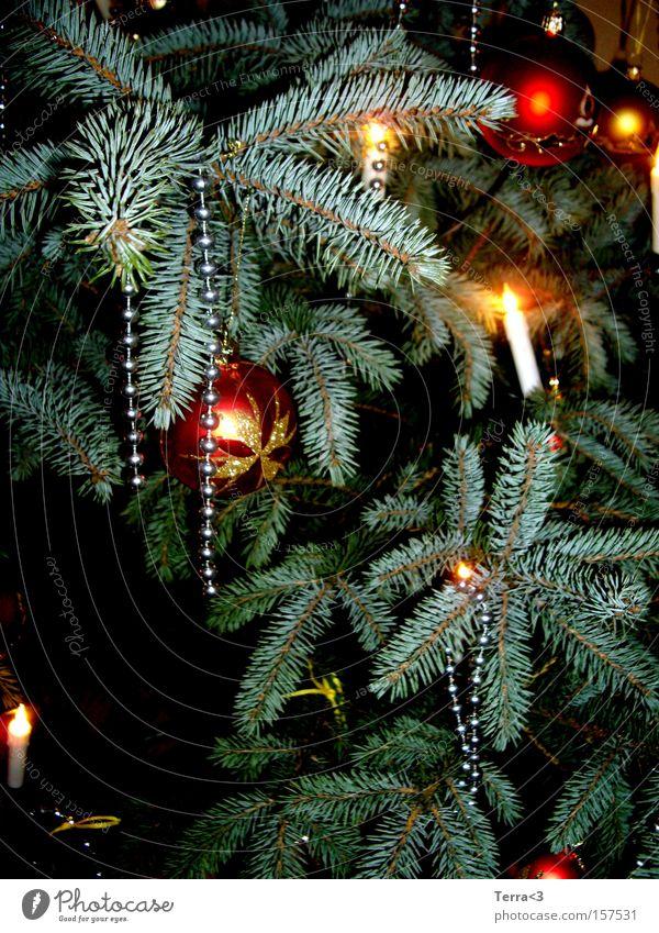5. Advent Weihnachten & Advent grün Winter Dekoration & Verzierung Kerze Kugel Weihnachtsbaum Tanne Christbaumkugel Perle Weihnachtsdekoration verschönern