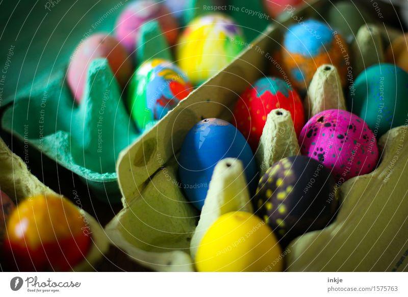 In 249 Tagen ist Ostern Kunst außergewöhnlich Dekoration & Verzierung Kreativität Idee einzigartig Tradition Inspiration Sammlung Verpackung Verschiedenheit