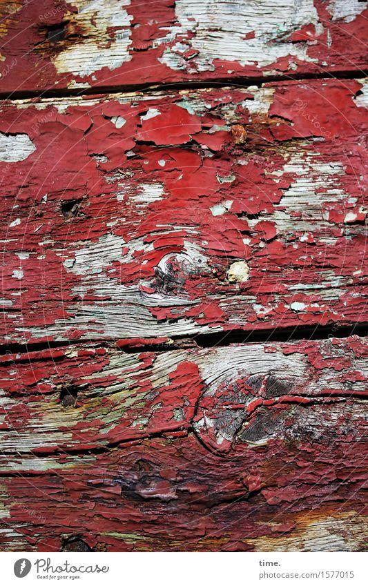 Deadlines Schifffahrt Schiffswrack Schiffsplanken Bordwand Holz Linie Farbe Bootslack alt dunkel historisch kaputt maritim trashig wild Design Einsamkeit