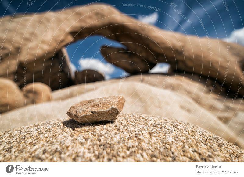 Rock Arch Himmel Natur Ferien & Urlaub & Reisen schön Sommer Erholung Landschaft ruhig Berge u. Gebirge Umwelt Felsen Zufriedenheit Wetter Erde Klima
